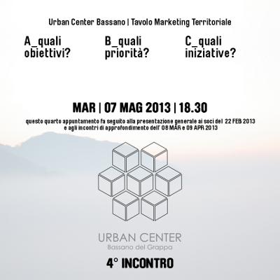 Marketing Territoriale – 4° incontro