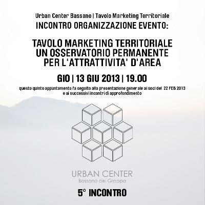 Marketing Territoriale – 5° incontro