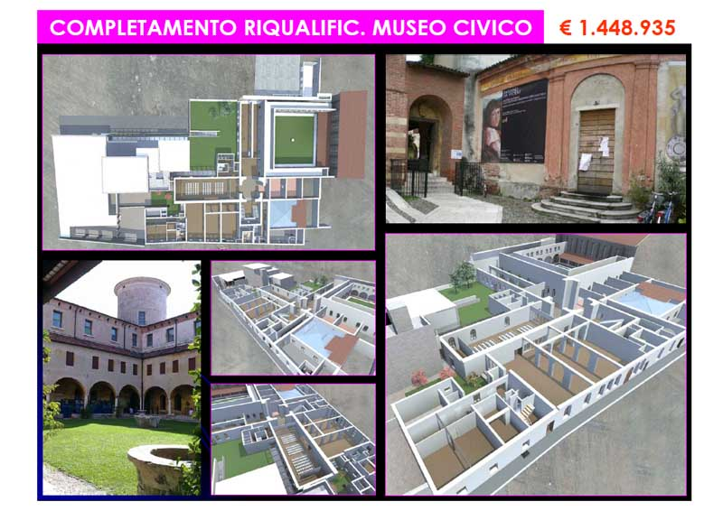 Riqualificazione Museo Civico