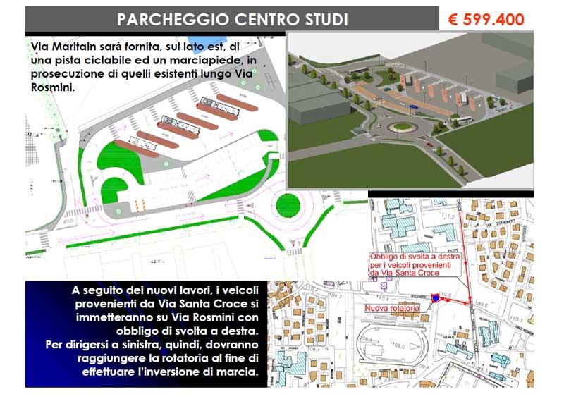 Parcheggio Centro Studi