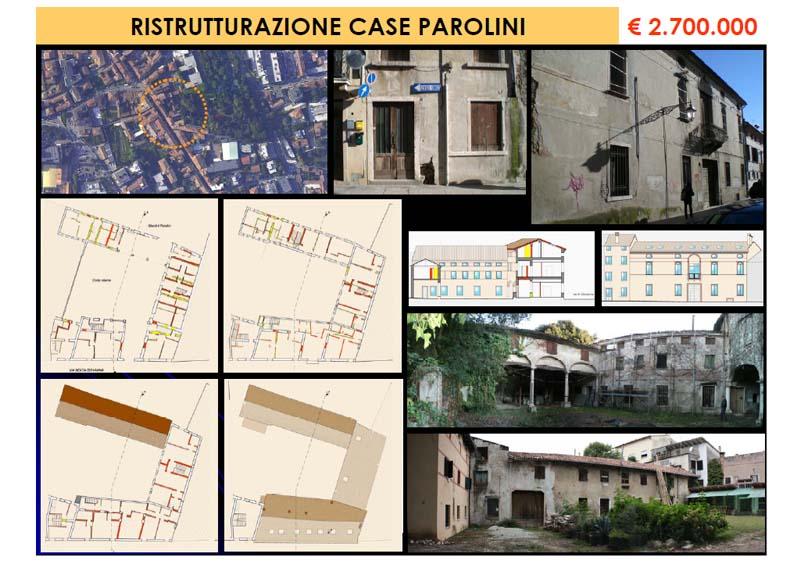 Ristrutturazione case Parolini
