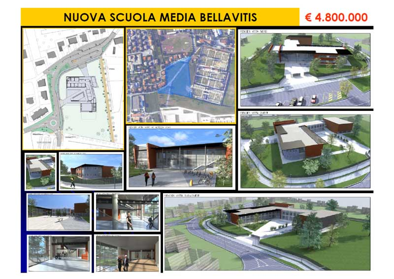 Nuova Scuola Media Bellavitis