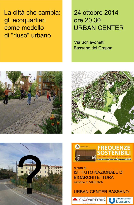 """La Città che cambia: gli ecoquartieri come modello di """"riuso"""" urbano"""