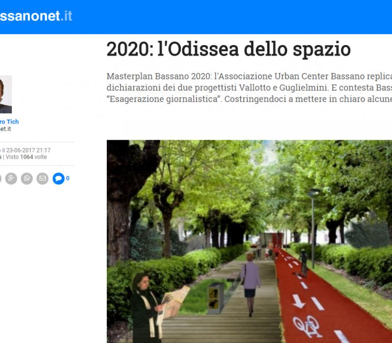 2020: l'Odissea dello spazio – Bassanonet