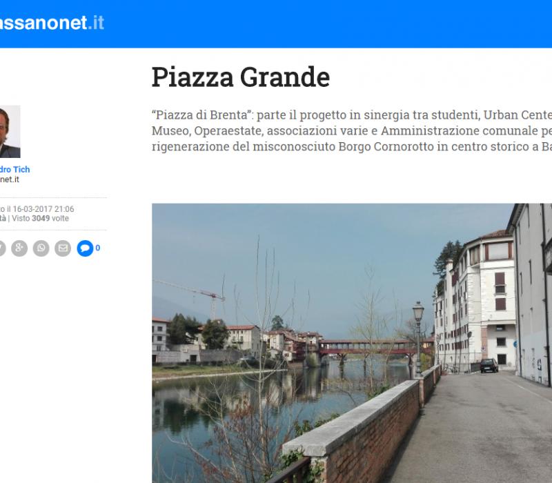 Piazza Grande – Bassanonet