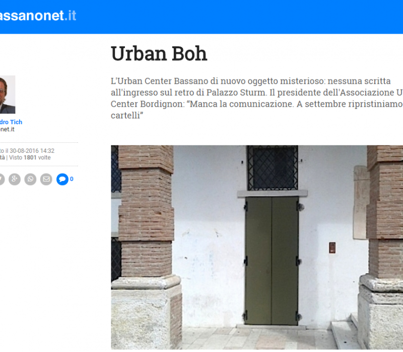Urban Boh – Bassanonet