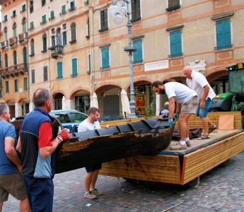 Il Brenta navigabile prima del boom economico | Il Giornale di Vicenza