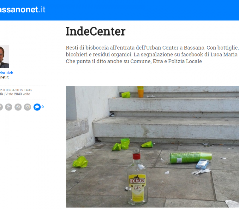 IndeCenter – Bassanonet