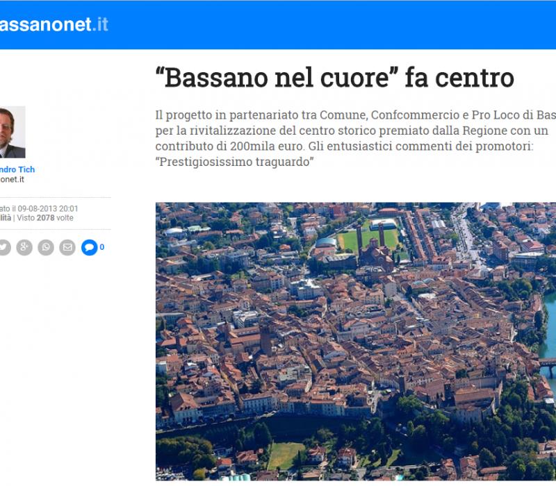 """""""Bassano nel cuore"""" fa centro – Bassanonet"""