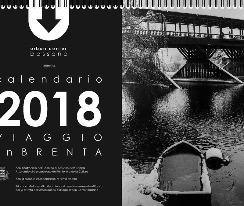 Calendario 2018 | Viaggio in Brenta