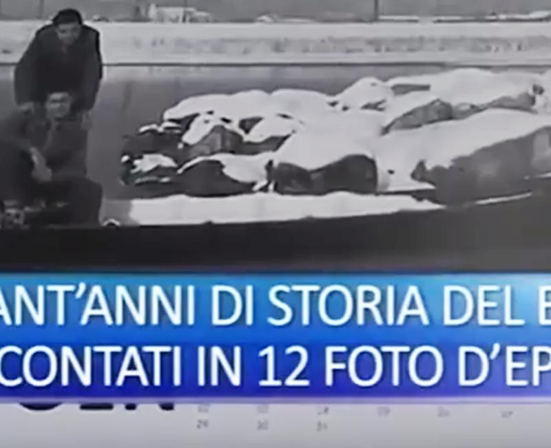 Quarant'anni di storia del Brenta raccontati in 12 foto d'epoca