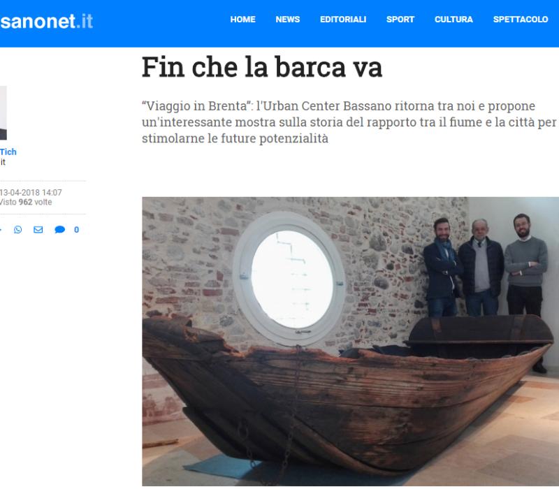 Fin che la barca va/2 | Bassanonet