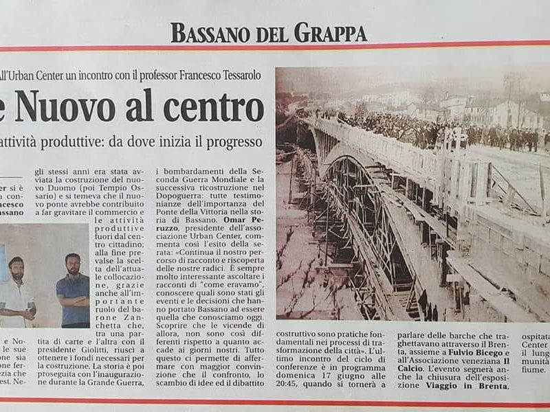 Ponte Nuovo al centro – Bassanoweek